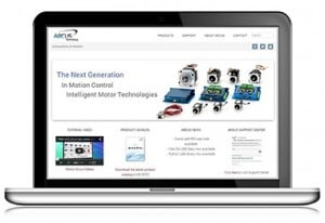 Arcus Technology UK Website