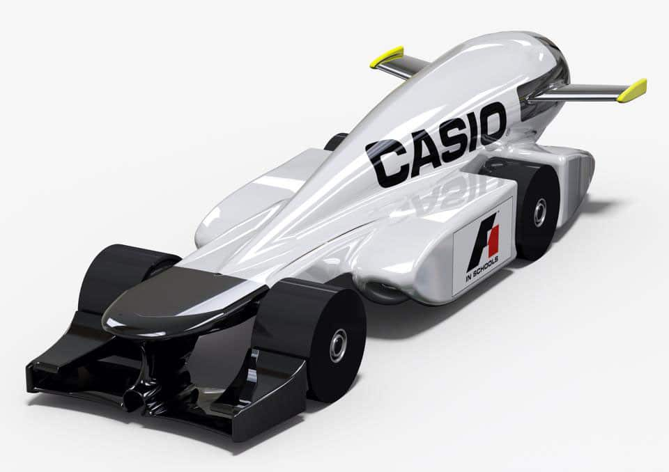 Colossus F1 Car