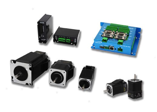 Arcus motion control components