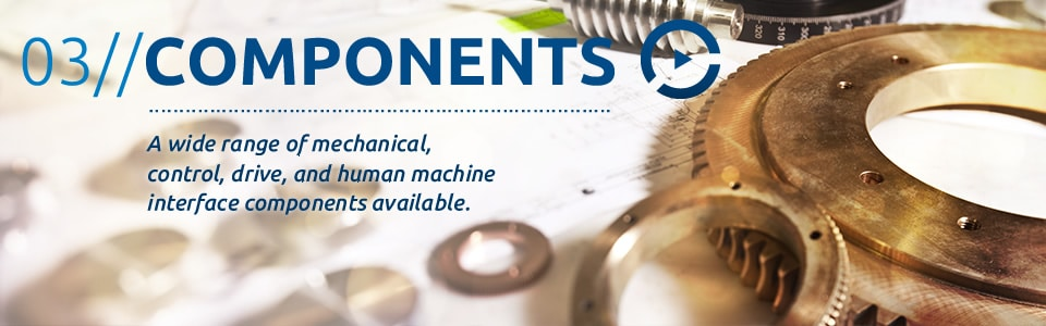 Motion Technology Components