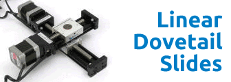 Linear Dovetail Slides from LG Motion