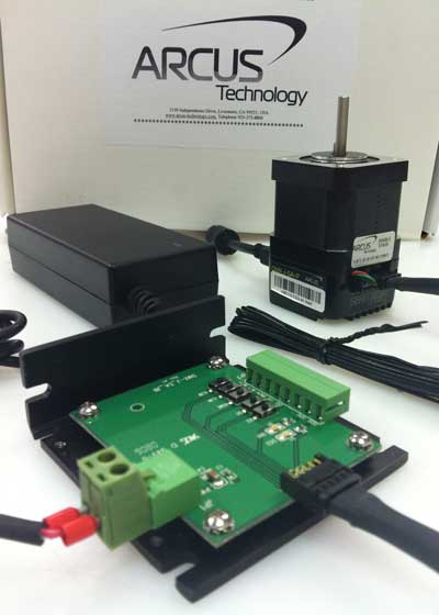 Arcus Stepper Motor Evaluation Kit
