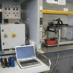 Spray Deposition Research Positioning System