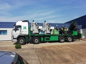 New Machines Delivery for LG Motion