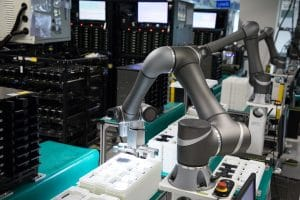 Cobots: Transforming the factory floor
