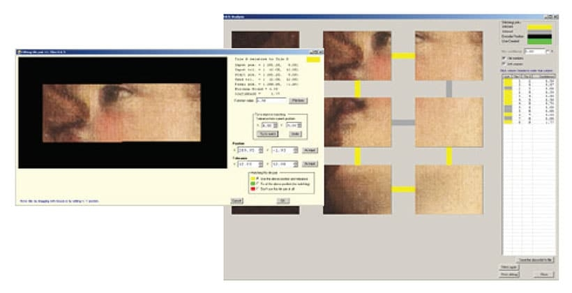 art scanner software for galleries