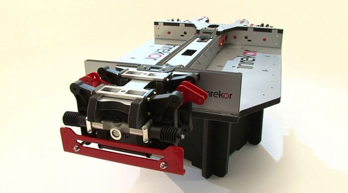 typical inrekor chassis