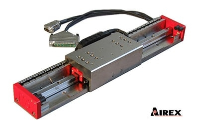 Airex p3 Linear Positioning Actuator