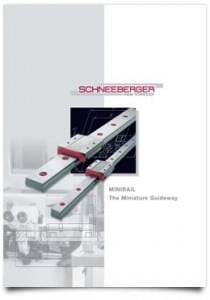 Schneeberger Linear Bearings