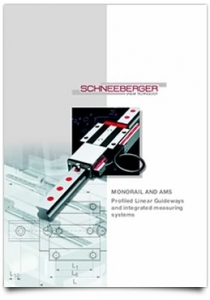 Schneeberger monorail brochure