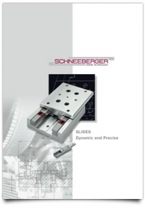 Schneeberger linear slides